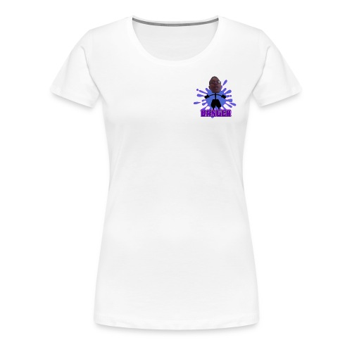 Banger (Purple) - Premium-T-shirt dam