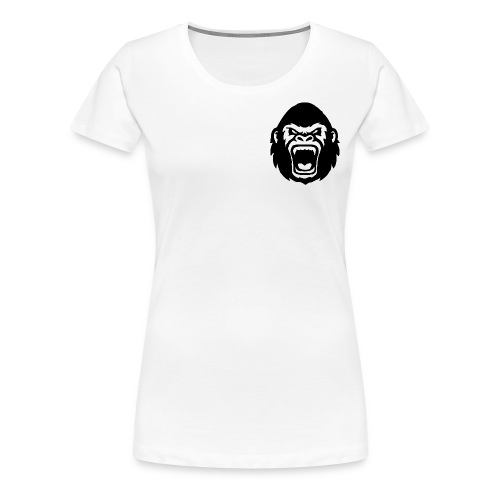 Beestwear gym clothing - Vrouwen Premium T-shirt