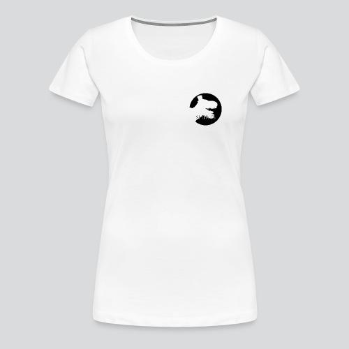 T-Rex Shirt - Frauen Premium T-Shirt