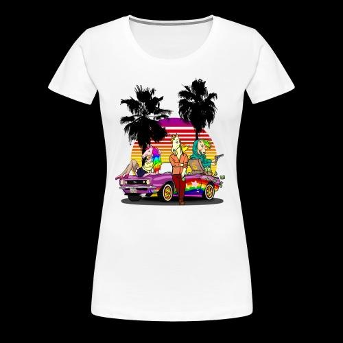 LIKORN - T-shirt Premium Femme
