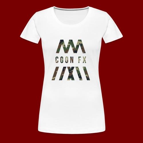 COON FX-ARMY STYLE - Frauen Premium T-Shirt