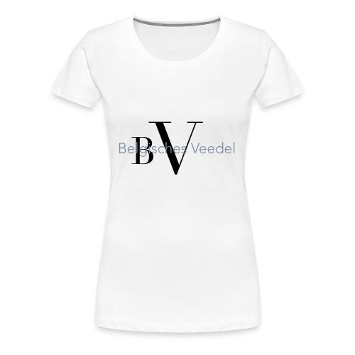 Kölner Veedel Kollektion - Belgisches Veedel - Frauen Premium T-Shirt