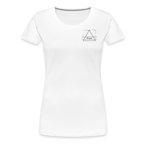 Updated Design - Women's Premium T-Shirt