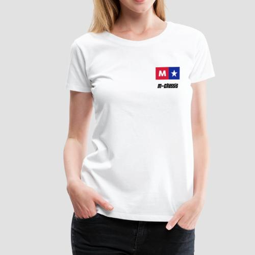 M-CHASSIS - Frauen Premium T-Shirt