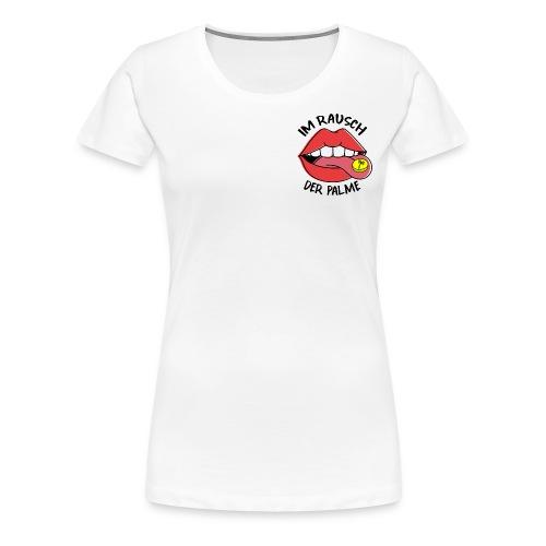 Pillenschlucker - Frauen Premium T-Shirt