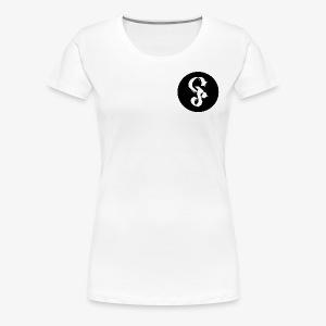 Gang shop black and white - Camiseta premium mujer