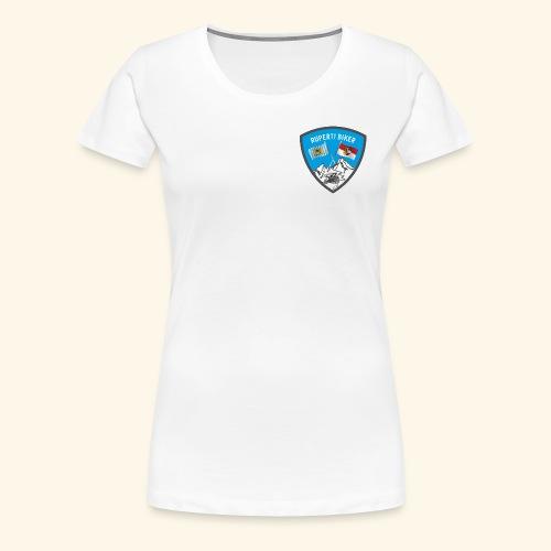 Ruperti Biker - Frauen Premium T-Shirt