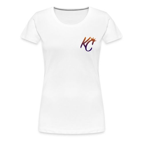 KC COLOURFUL - Women's Premium T-Shirt