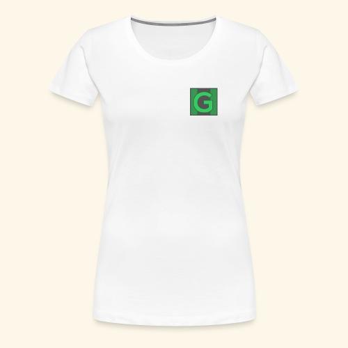 GamingMine - Frauen Premium T-Shirt