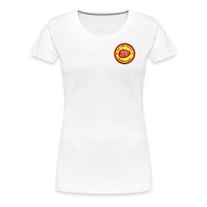 BSV Wiegboldsbur Original - Frauen Premium T-Shirt