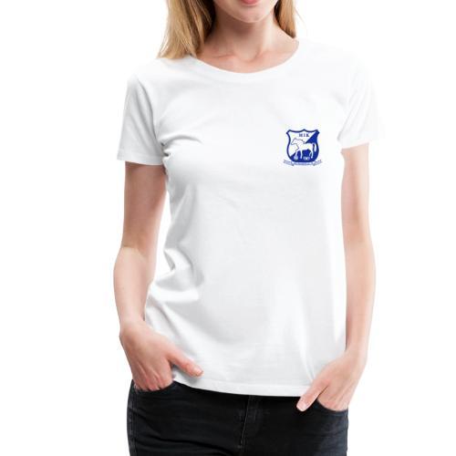 MIK - Premium-T-shirt dam