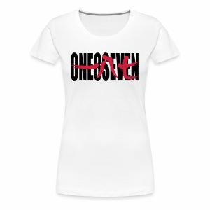 187 JAPAN - Vrouwen Premium T-shirt