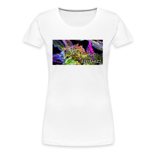 BUD BROTHERZ- SWEET AND SOUR - Women's Premium T-Shirt