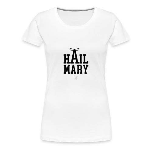American Football – Hail Mary - Frauen Premium T-Shirt