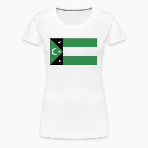bati-trakya-turkleri - Frauen Premium T-Shirt