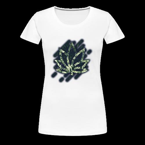 Praime - Logo groß - Frauen Premium T-Shirt