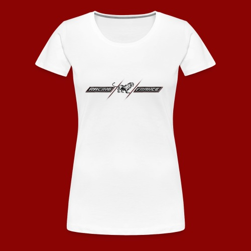 Racing-France - T-shirt Premium Femme