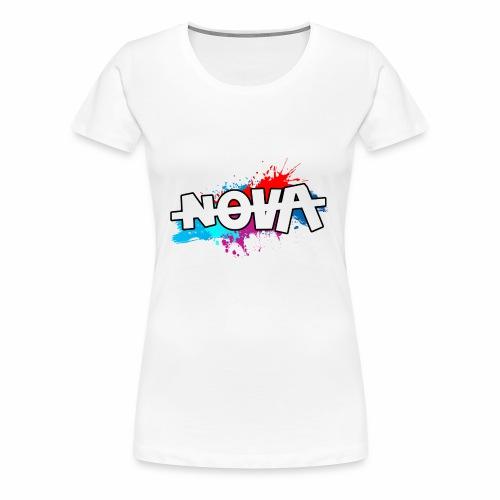 NOVA - T-shirt Premium Femme