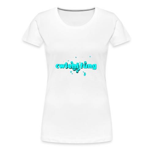 Mijn merch - Vrouwen Premium T-shirt