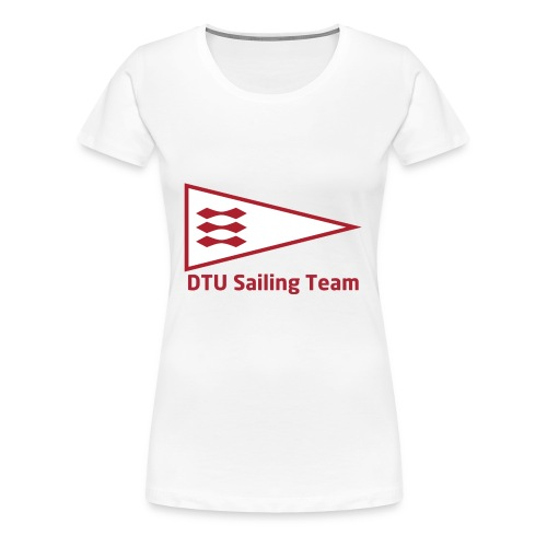 DTU Sailing Team Official Workout Weare - Women's Premium T-Shirt