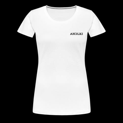 CHALKI - Frauen Premium T-Shirt