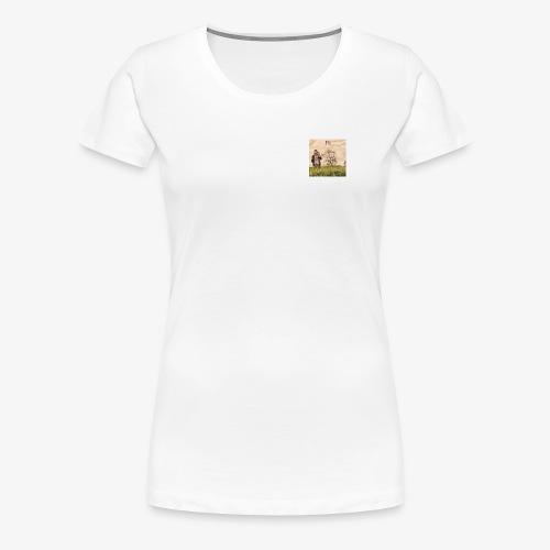 FLO - Moi, je dis - T-shirt Premium Femme