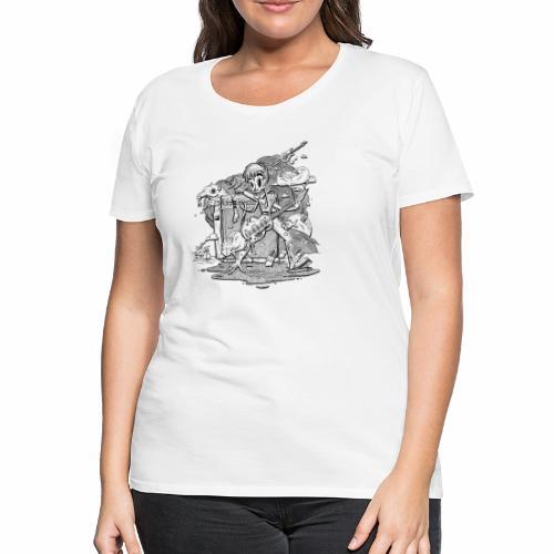 Rockmusik - Frauen Premium T-Shirt