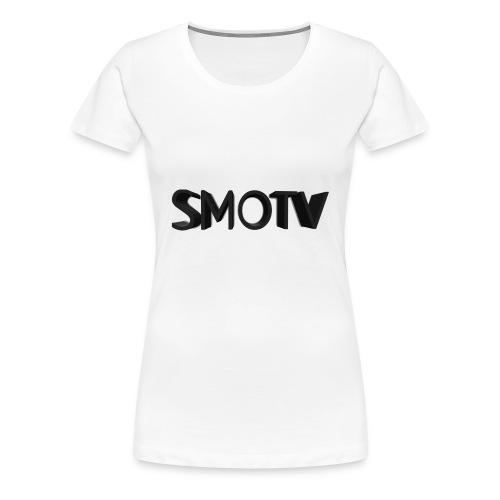 SNOTV - Frauen Premium T-Shirt