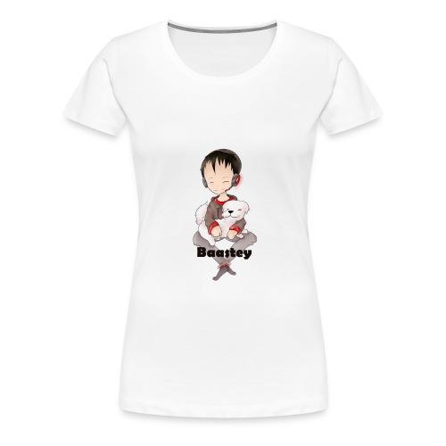 Baastey + Coco Design - Frauen Premium T-Shirt