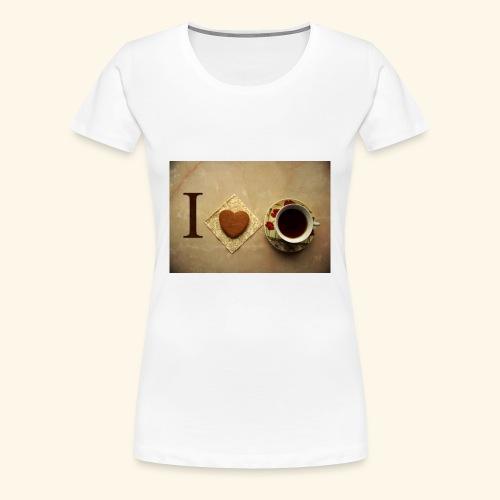 Tea - Camiseta premium mujer