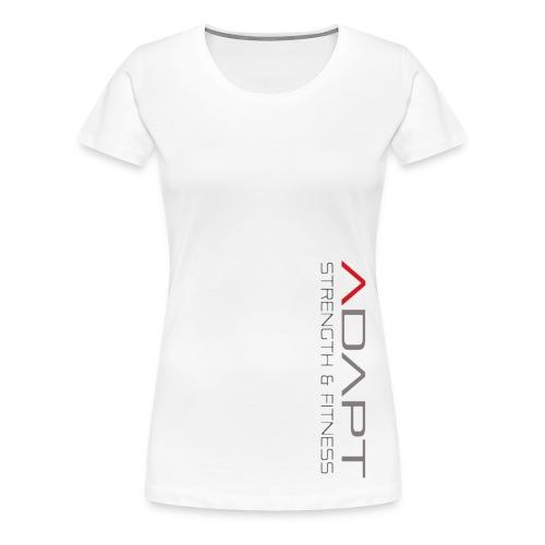 whitetee - Women's Premium T-Shirt