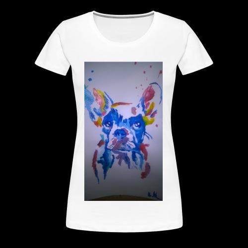 WP 20180112 09 49 31 Pro - Frauen Premium T-Shirt