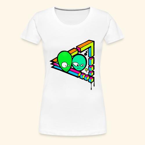 Alien GaffShop - Women's Premium T-Shirt
