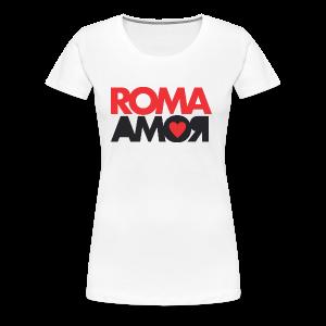 Roma amor - Camiseta premium mujer
