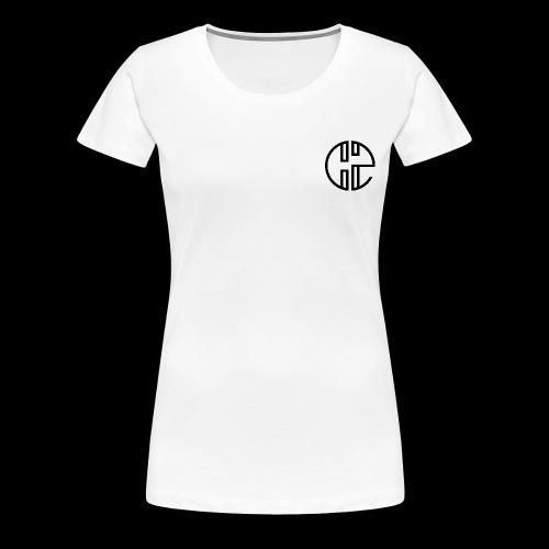 NEW CZ - T-shirt Premium Femme