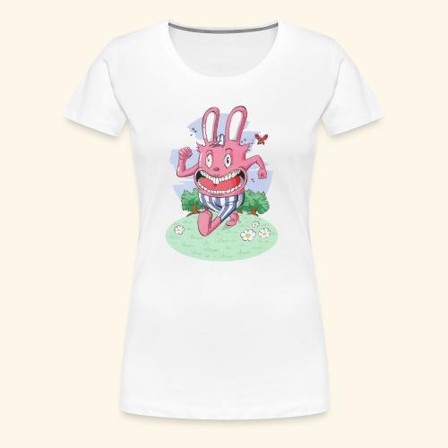 arnold le lapin - T-shirt Premium Femme