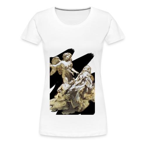Éxtasis de Santa teresa - Camiseta premium mujer