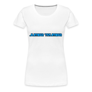 Jumba Trumba Spreadshirt - Women's Premium T-Shirt