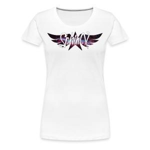 Sphinx Red - Vrouwen Premium T-shirt