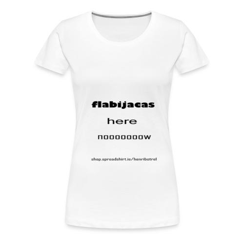 flabijacas - Women's Premium T-Shirt