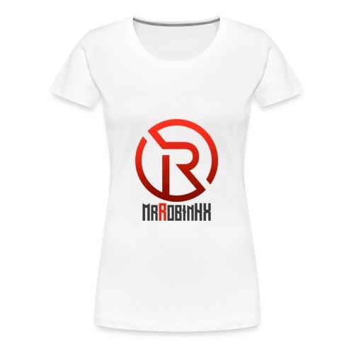 MrRobinhx - Premium T-skjorte for kvinner