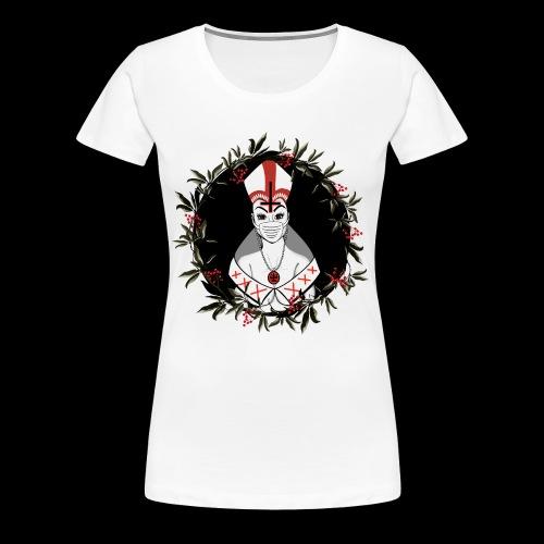 Priesterin - Frauen Premium T-Shirt