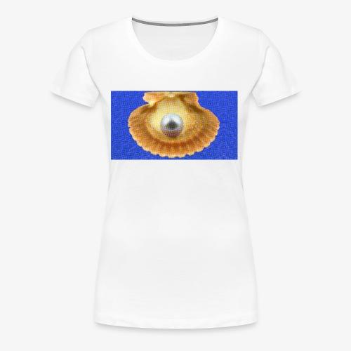 Mossel - Vrouwen Premium T-shirt
