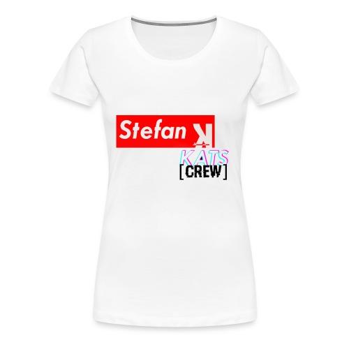 Stefan Sup - Koszulka damska Premium