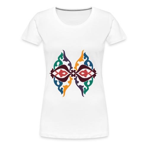 Parvane Design - Women's Premium T-Shirt