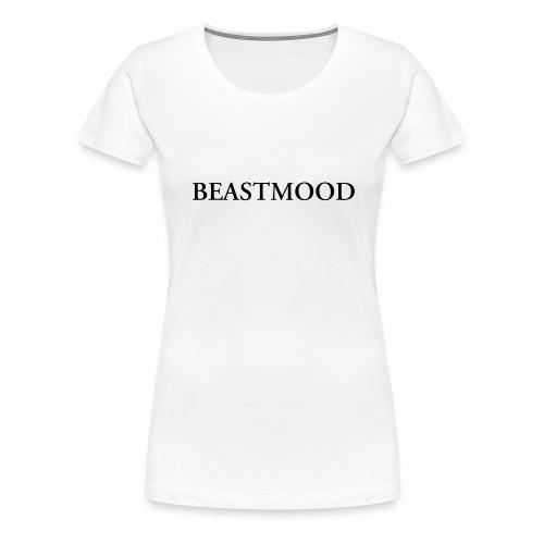 BEASTMOOD - Frauen Premium T-Shirt