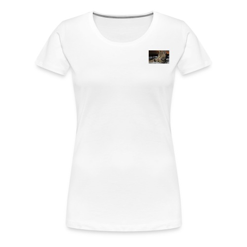 ILOVECATS Polo - Vrouwen Premium T-shirt