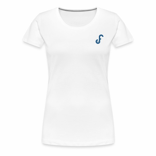 Original FPL Journal Logo - Women's Premium T-Shirt