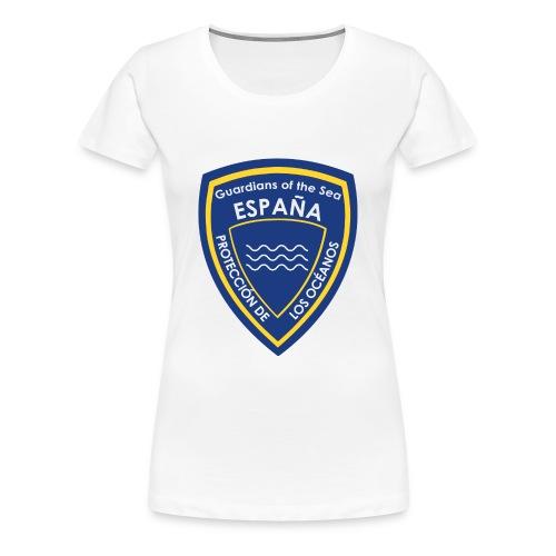 GuardiansES básico - Camiseta premium mujer