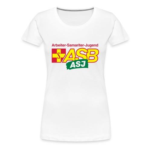 ASJ - Frauen Premium T-Shirt